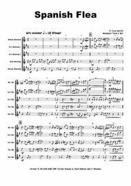 Spanish Flea - Herb Albert - Saxophone Quartet