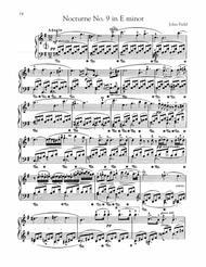 Nocturne No. 9 In E Minor, H. 46