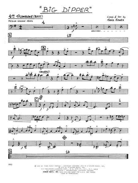 Big Dipper - 4th Trombone