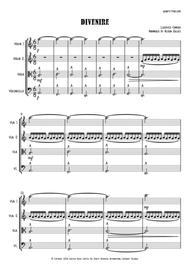 Divenire - String Quartet