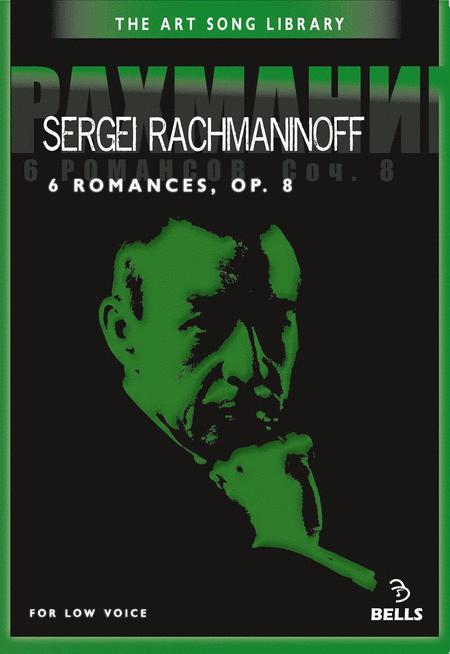 6 Romances Op. 8