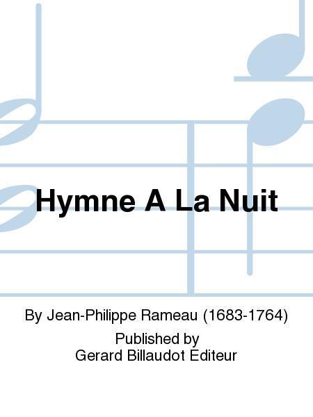 Hymne A La Nuit