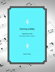 Evening Lullaby - original piano solo