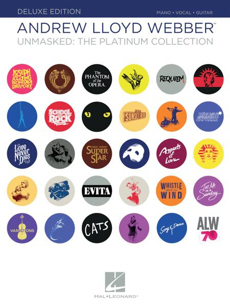 Andrew Lloyd Webber - Unmasked: The Platinum Collection, Deluxe Edition