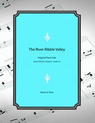 The River Ribble Valley - original piano solo