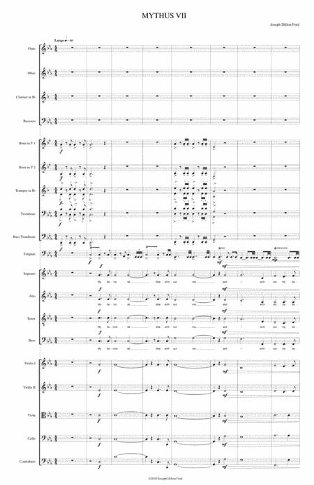 MYTHUS for Choir and Orchestra - Stanza 7