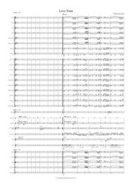 Love Train Male Vocal with Pops Orchestra Key of C