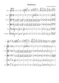 Gossek - Tambourine