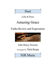 Amazing Grace (Cello & Piano duet)