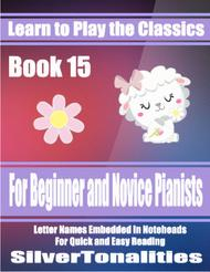 Learn to Play the Classics Book 15