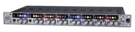 ASP880 - 8-Channel Mic Pre with Variable Impedance and HPF
