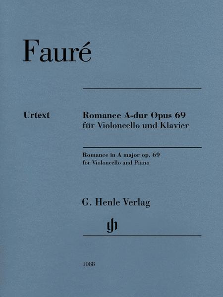 Romance in A Major, Op. 69