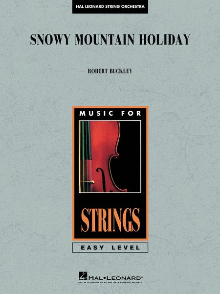 Snowy Mountain Holiday