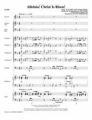 Alleluia! Christ Is Risen! - Full Score