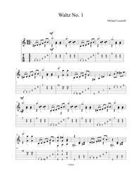 Waltz No. 1