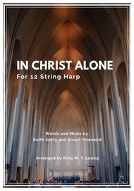 In Christ Alone - 12 String Harp