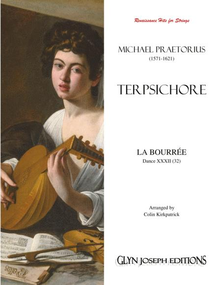 LA BOURRÉE- Dance XXXII (32) from Terpsichore (Praetorius)