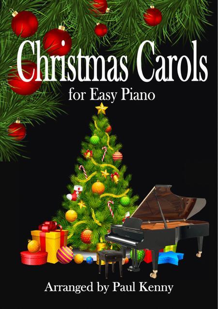 Christmas Carols  Arr. by Paul Kenny.