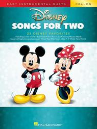 Disney Songs for Two Cellos
