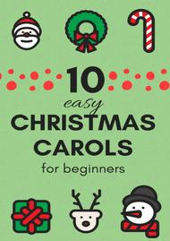 10 Easy Christmas Carols for Trumpet Beginners (Music for Children)