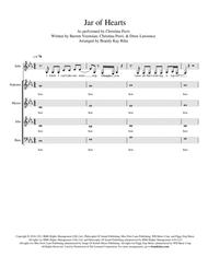 Jar Of Hearts (SSAB a cappella)