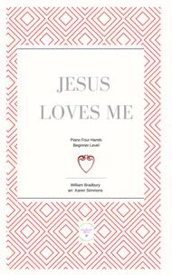 Jesus Loves Me (Piano Duet Four Hands)