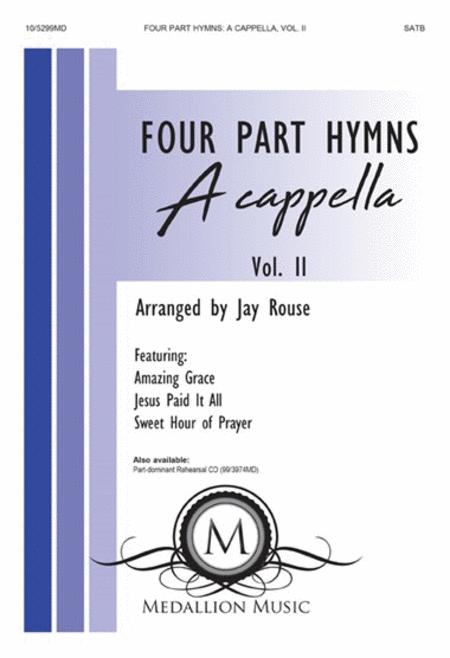 Four-part Hymns: A Cappella, Vol. II