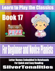 Learn to Play the Classics Book 17