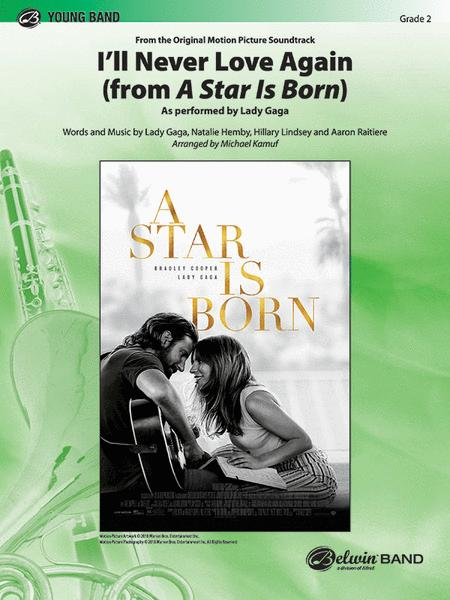 I'll Never Love Again (from A Star Is Born)