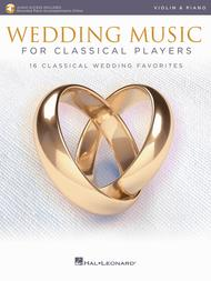 Wedding Music for Classical Players - Violin and Piano