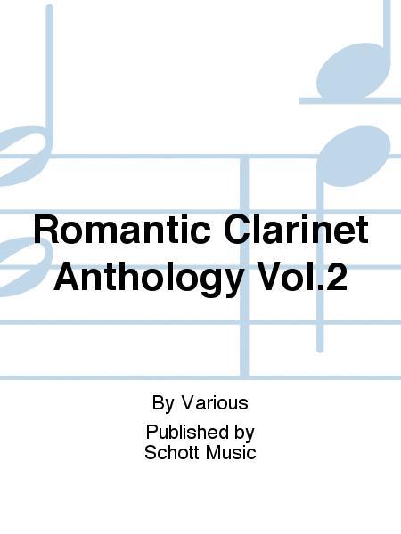 Clarinet Anthology Volume 2 Sheet Music Book /& Backing Tracks CD