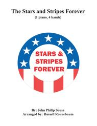 The Stars and Stripes Forever (Piano Duet: Encore Piece)