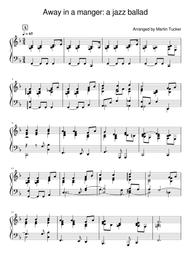 Away in a Manger lyrical jazz ballad