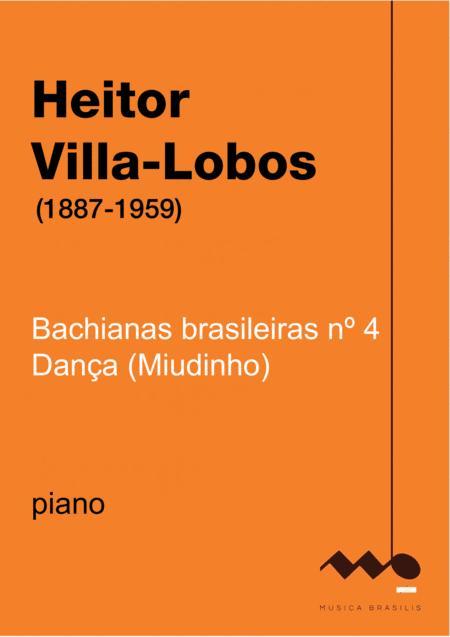 Bachianas Brasileiras n.4 - Dança (Miudinho)