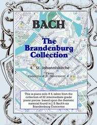The Brandenburg Piano Solo Collection - 4. St. Johanniskirche