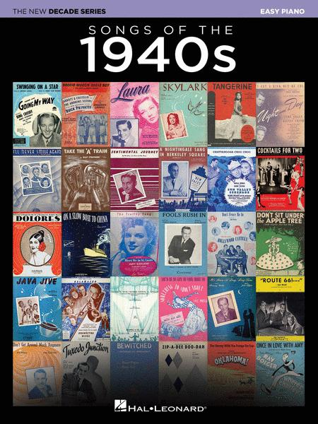 Songs of the 1940s