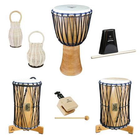 World Rhythms Collection - West African Set