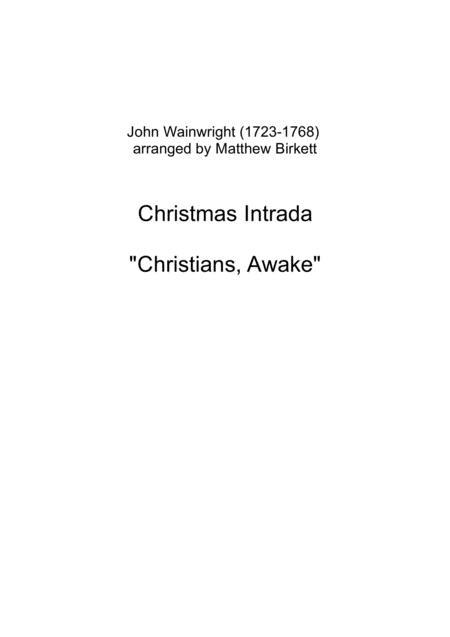 Christmas Intrada -