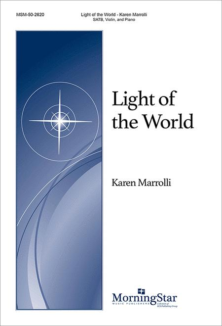 Light of the World (Choral Score)