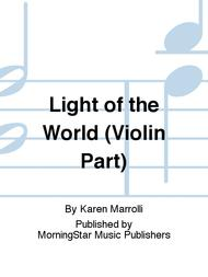 Light of the World (Violin Part)