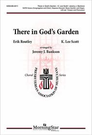 There in God's Garden (Choral Score)