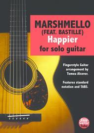 Happier (Fingerstyle Guitar)