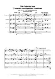 The Christmas Song (Chestnuts Roasting On An Open Fire) for Brass Quintet