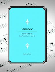 Come Away - original piano solo