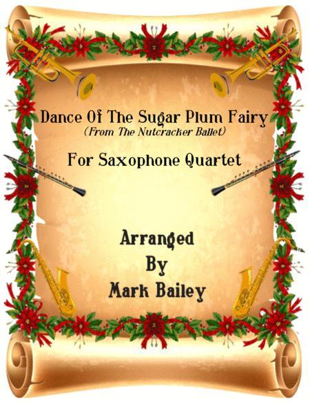 Dance of the Sugar Plum Fairy (Saxophone Quartet)