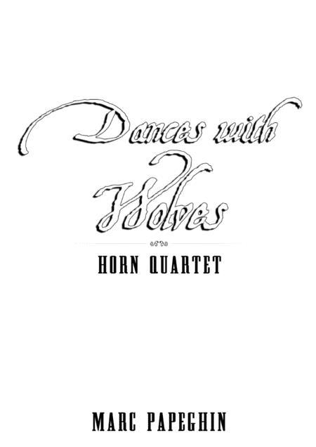 Dances With Wolves // French Horn Quartet