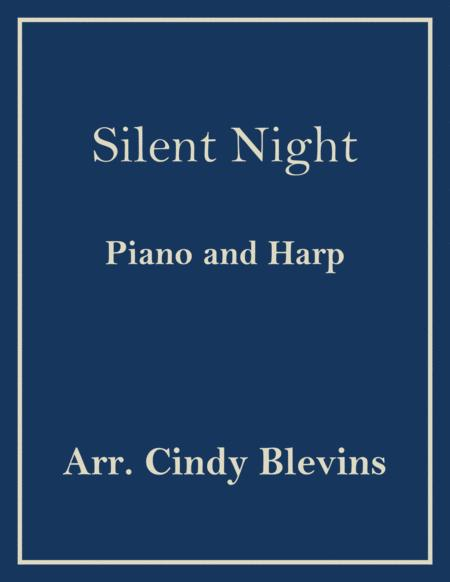 Silent Night, for Piano and Harp