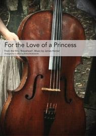 For The Love Of A Princess for 5 cellos