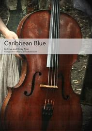 Caribbean Blue for 4 cellos