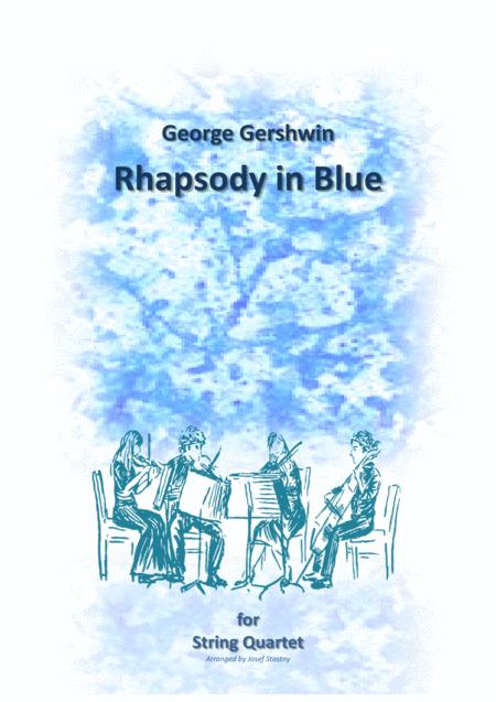 Rhapsody In Blue (string quartet)